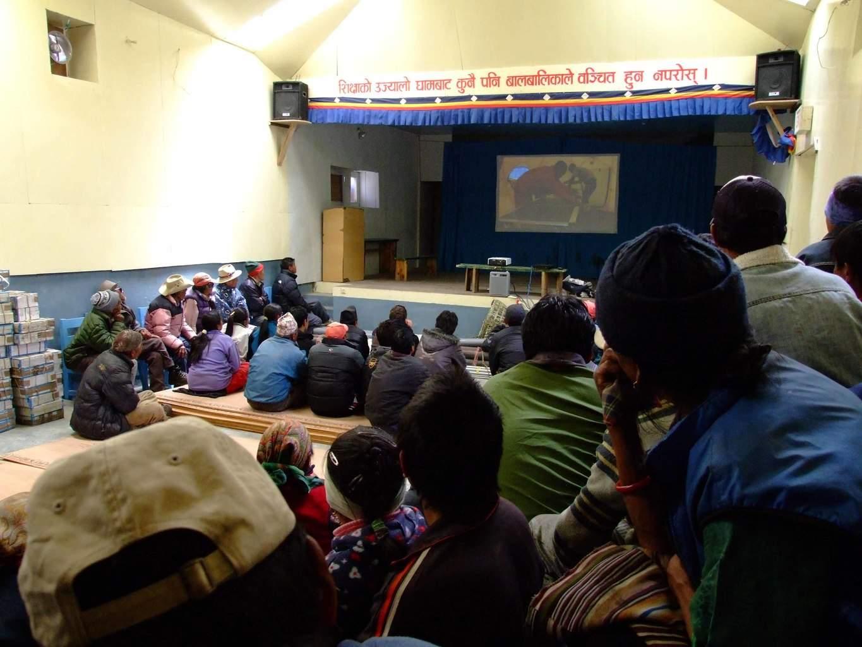 screening in Khumjung3