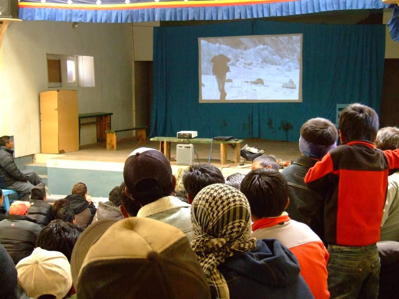 screening in Khumjung4