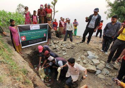 Projekt Manbu, Manaslu (Nepal) – Februar 2017