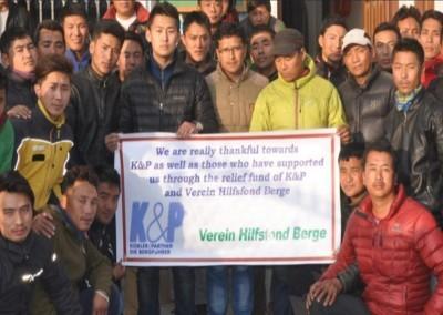 Relief fund – Kobler & Partner