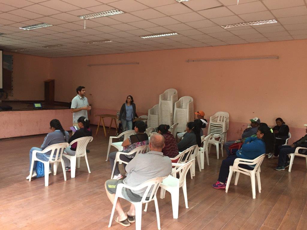 Project presentation Tolar Grande